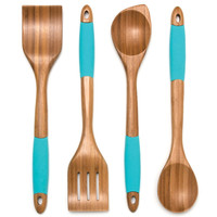 Lipper International: Cooking Utensil Blue Set Of 4, at 37% off!