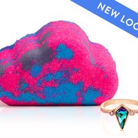 Unicorn - Fairytale Collection - Bath Bomb With a Ring and a Chance to Win a $10k Ring