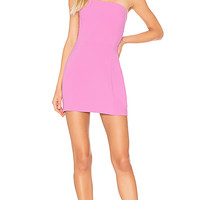 Amanda Uprichard X REVOLVE Mandy Dress in Sweet Pink | REVOLVE