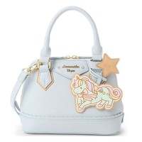Women's Sailor Moon Samantha Vega Unicorn Shoulder Bag Japanese Lolita PU Binary Star Handbag Shoulder Bag Pon Stars New Gift