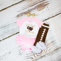 """Baby Girl's Tutu Outfit 