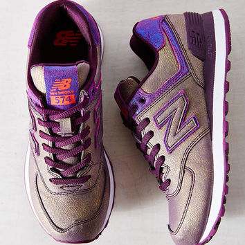 New Balance 574 Mineral Glow Running Sneaker - Urban Outfitters