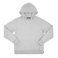 Only NY: French Terry Hoody - Heather Grey