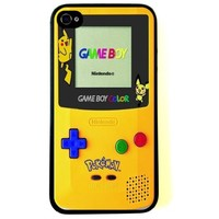 Pokemon Gameboy Case for iPhone 4/4S