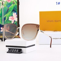 LV New fashion polarized sun protection leisure glasses eyeglasses 1#