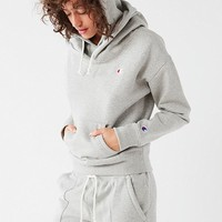 Champion & UO Double Hoodie Sweatshirt | Urban Outfitters