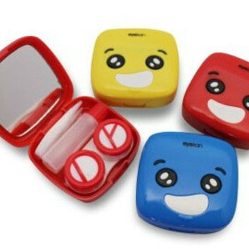 Jelly series lenses box mate box US-pupil contact lens care case = 1697623684
