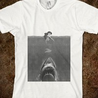 The Little Mermaid meets Jaws - Cool Ghoul