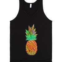 PINAPPLE | Fitted T-Shirt | SKREENED