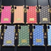 Goyard iPhone case