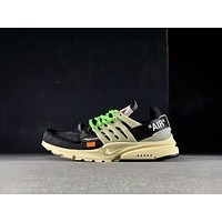 Off White x Nike Air Presto OW AA3830-001-1