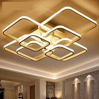 Modern Led Ceiling Chandelier Lighting Fixture