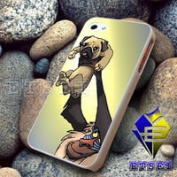The Pug King Design For iPhone Case Samsung Galaxy Case Ipad Case Ipod Case