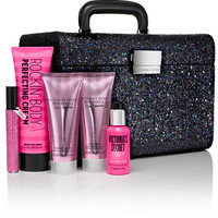 NEW! Fashion Show Glitter Train Case