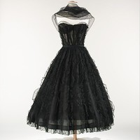 Dress by Chanel-ca.1957