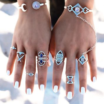 Stylish Ring Accessory Set [10802560067]