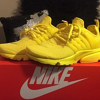 """NIKE""Air Presto Women Men Fashion Running Sport Casual Shoes Sneakers Shoes"