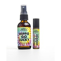 Hippie Go Lucky Combo Pack - Spray and Rollie