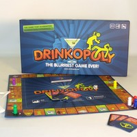Drinkopoly Party Game