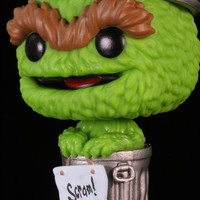 Funko Pop Television, Sesame Street, The Grouch #03