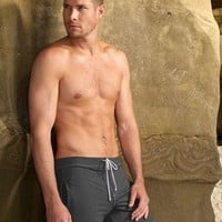 Sauvage Highend Athletic Shorts - Gray