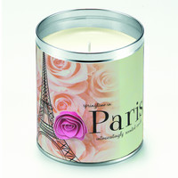 Springtime In Paris Candle