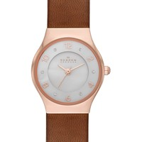 Women's Grenen Genuine Leather Watch