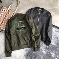 KENZO winter Embroidered jacket M L XL