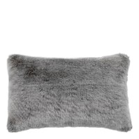 Gray Fur Cushion | Eichholtz Alaska