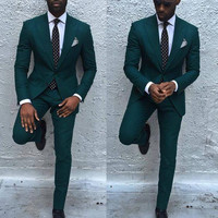 Men Dinner Party Prom Suit