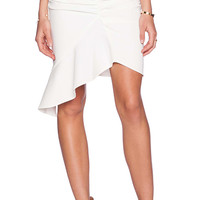 tiger Mist The Lover Skirt in Ivory