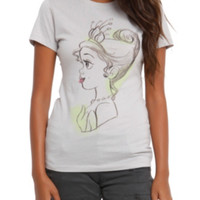 Disney The Princess And The Frog Tiana Girls T-Shirt