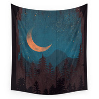 Society6 Those Summer Nights... Wall Tapestry