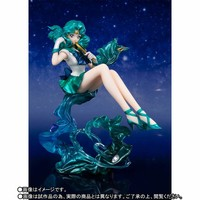 Figuarts Zero Chouette Sailor Moon Sailor Neptune