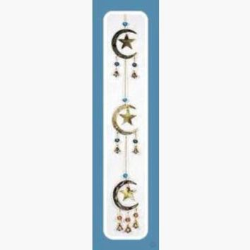 Stars & Moons Wind Chime