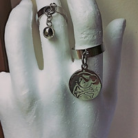 Limited design Pendant Rings