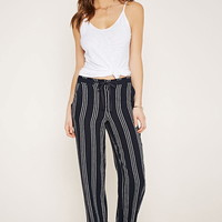 Contemporary Striped Pants