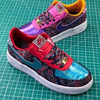 Nike Air Force 1 Low Af1 Craig Sager Sport Shoes - Sale