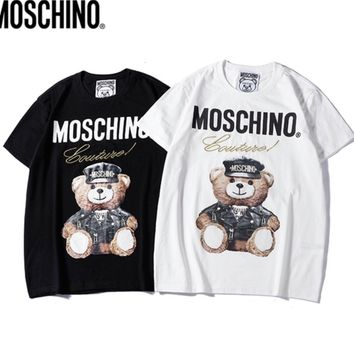 Moschino Teddy T-Shirt (Couture)