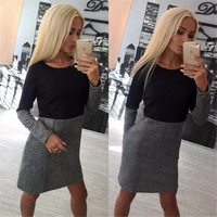 New Fashion Summer Sexy Women Dress Casual Dress for Party and Date = 4723279876