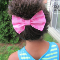 """The """"Alice"""" Bow - Clip On"""
