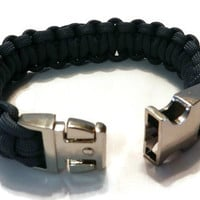 Upgrade to a metal side release buckle for your 550 paracord bracelet