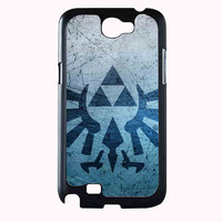 the-legend-of-zelda-grunge-logo c62e0bf7-01aa-4028-bf0a-6253c1f58559 FOR SAMSUNG GALAXY NOTE 2 CASE**AP*