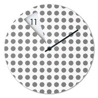 Freakish Wall Clock - Dotted -15%
