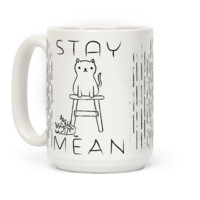 STAY MEAN