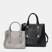 CITY BAG WITH ADJUSTABLE STRAP DETAILS
