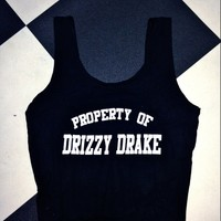 SWEET LORD O'MIGHTY! PROPERTY OF DRIZZY DRAKE BRALET