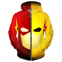 Flash and Reverse Flash