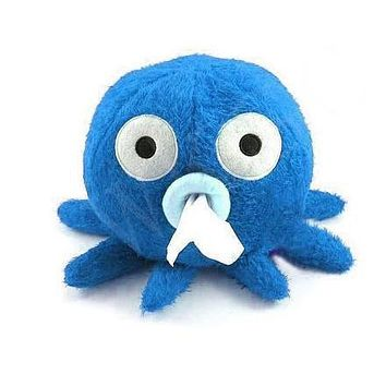 Octopus Tissue Boxes