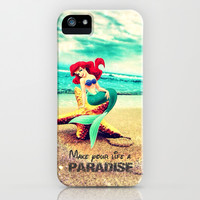 Make your life a paradise - for iphone iPhone & iPod Case by Simone Morana Cyla
